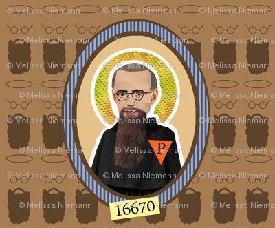 Saint Maximillian Kolbe