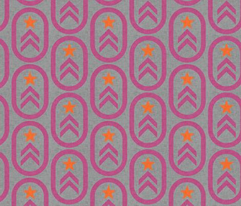 boho military fabric by holli_zollinger on Spoonflower - custom fabric