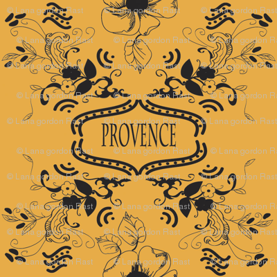 Provence_Black___Yellow