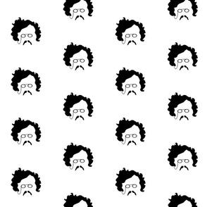 G K Chesterton's Mustache