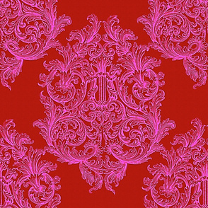 Eleanor Lavish Damask