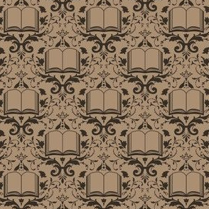 Book Damask Neutral