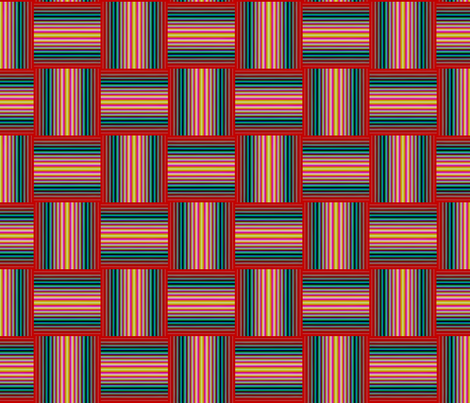Tube Check fabric by fireflower on Spoonflower - custom fabric