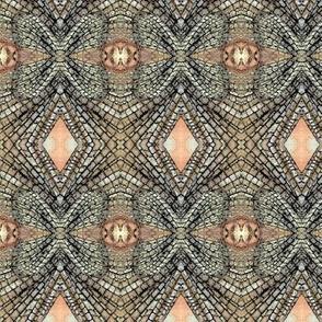 Diamond Wing Lace