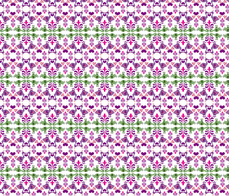 DoDo Don't! fabric by nerida_jeannie on Spoonflower - custom fabric