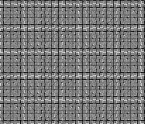 Modern Check fabric by flyingfish on Spoonflower - custom fabric