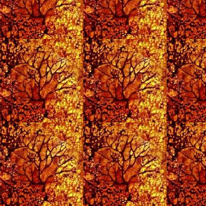 Autumn Forest Quilt squares