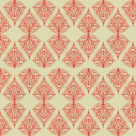 granada_damask fabric by kirpa on Spoonflower - custom fabric