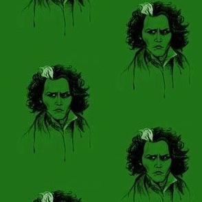 Sweeney in Green
