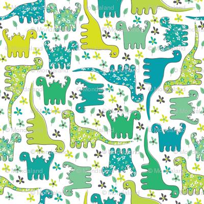 Dino (Green)