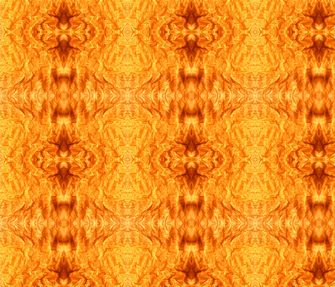 Mirrored Warm Wrinkles fabric by anniedeb on Spoonflower - custom fabric