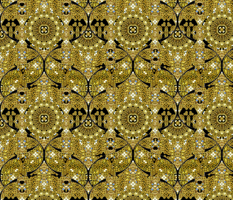 King of Persia fabric by joanmclemore on Spoonflower - custom fabric