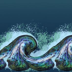 abalone wave