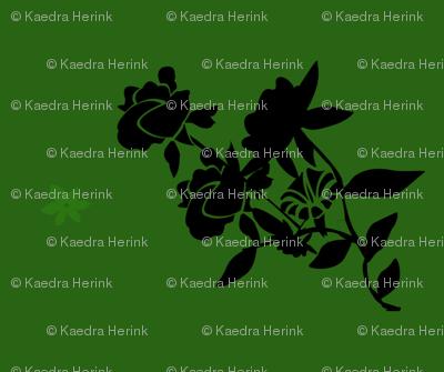 Emerald Bouquet