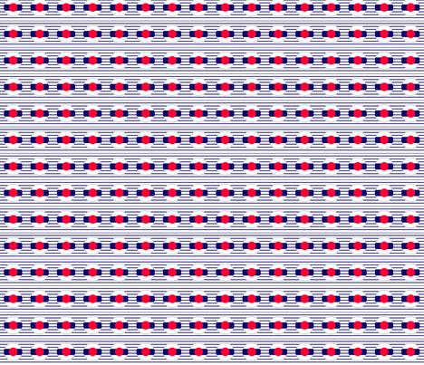 VIVE LA MARINE fabric by manureva on Spoonflower - custom fabric