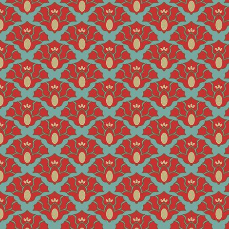 granada_stencil fabric by kirpa on Spoonflower - custom fabric