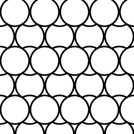 Contempo fabric by pearl&phire on Spoonflower - custom fabric