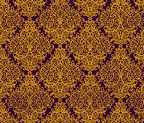 Marrakech Night fabric by flyingfish on Spoonflower - custom fabric