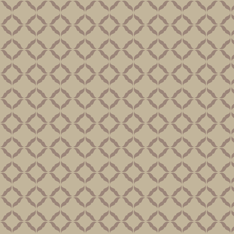 moustaches_neutral fabric by owls on Spoonflower - custom fabric