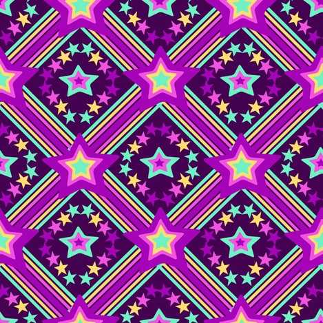 marzlene_beauty_1907 fabric by marzlene'z_eye_candy on Spoonflower - custom fabric