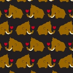 Kawaii Mammoths