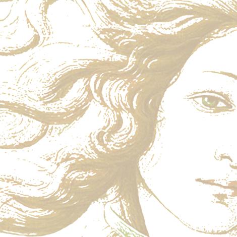 Venus by the sea fabric by keweenawchris on Spoonflower - custom fabric