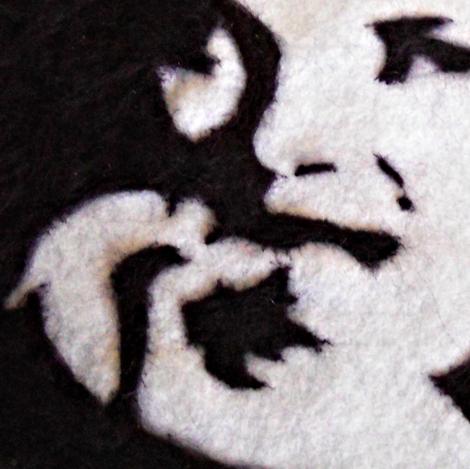 marilyn fabric by podaiboo on Spoonflower - custom fabric