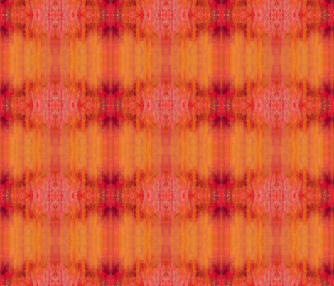 Fire fabric by vaslittlecrow on Spoonflower - custom fabric