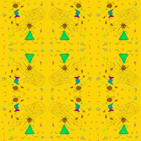 OnePotatoTwoPotato fabric by kkitwana on Spoonflower - custom fabric