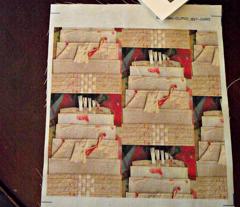 Handmade Paper Layered Cake