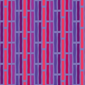 Wavy Tiles (Piccadilly Punch)