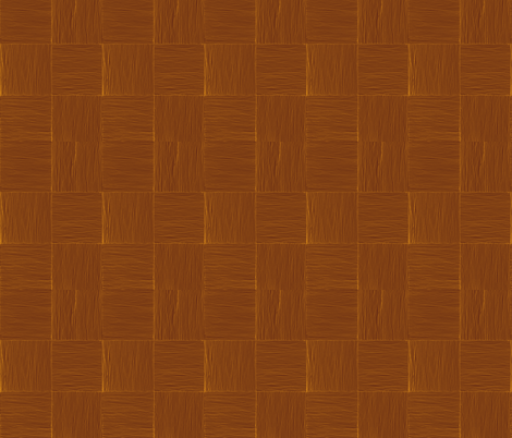 Woven lauhala mat  natural dark fabric by sophista-tiki_by_dawn_frasier on Spoonflower - custom fabric