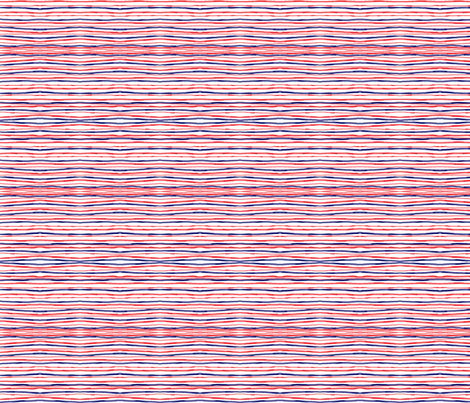 red__white_and_blue_stripes fabric by suemc on Spoonflower - custom fabric