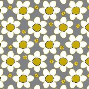 Happy Blooms Yellow