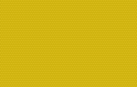 Happy Yellow fabric by zoebrench on Spoonflower - custom fabric