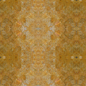Textured Stone - tan with gold and orange