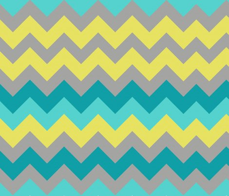 Rrrrchevron_canvas_turquoise_yellow_grey_shop_preview