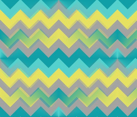 Rrchevron_canvas_seamless_turquoise_yellow_grey_shop_preview