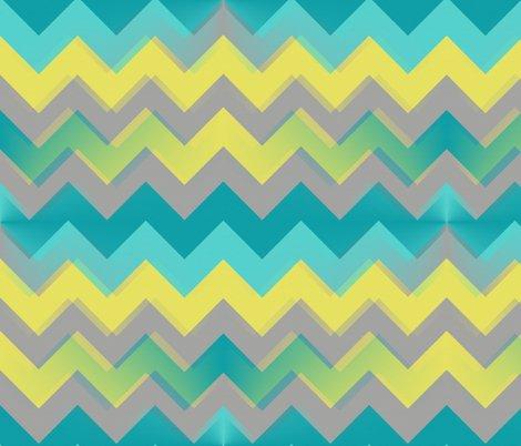 Rrchevron_canvas_seamless_turquoise_yellow_grey_shop_preview