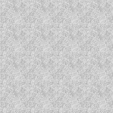 Tiny Grey Dots fabric by tallulahdahling on Spoonflower - custom fabric