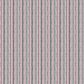 Vertical Stripes Over Little Grey Dots With BLACK