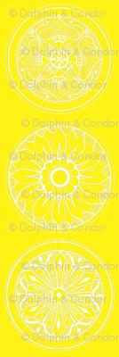 Medallions Yellow