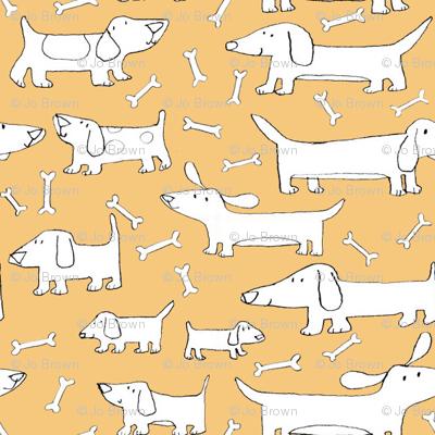 JoBrown Sausage Dogs