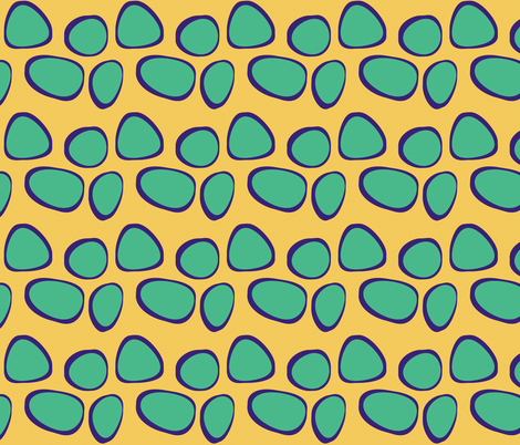 Funky Dots 3 fabric by animotaxis on Spoonflower - custom fabric