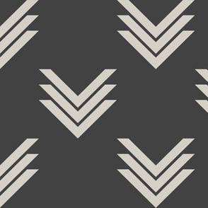 Reversed Chevrons