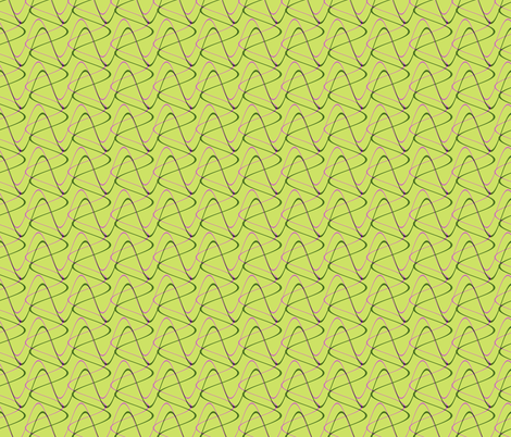 Funky Lines 3 fabric by animotaxis on Spoonflower - custom fabric