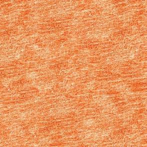 orange crayon texture