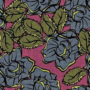 50s_Floral - Atlanta Sweethearts