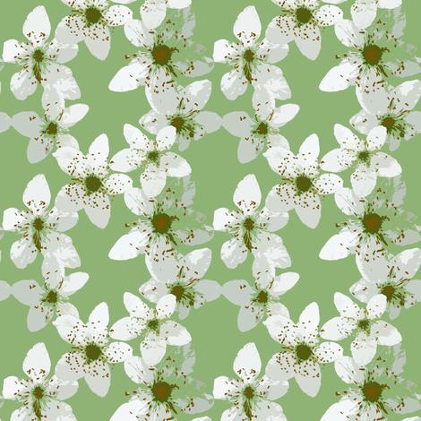 blackberry_blossom fabric by keweenawchris on Spoonflower - custom fabric