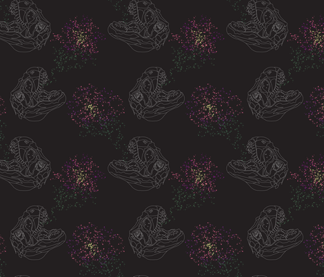 Rex fabric by zootyburger on Spoonflower - custom fabric